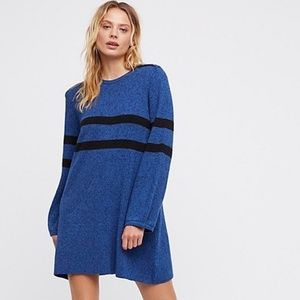 Free people sweater dress on your team XS